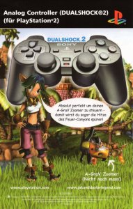 Jak and Daxter B