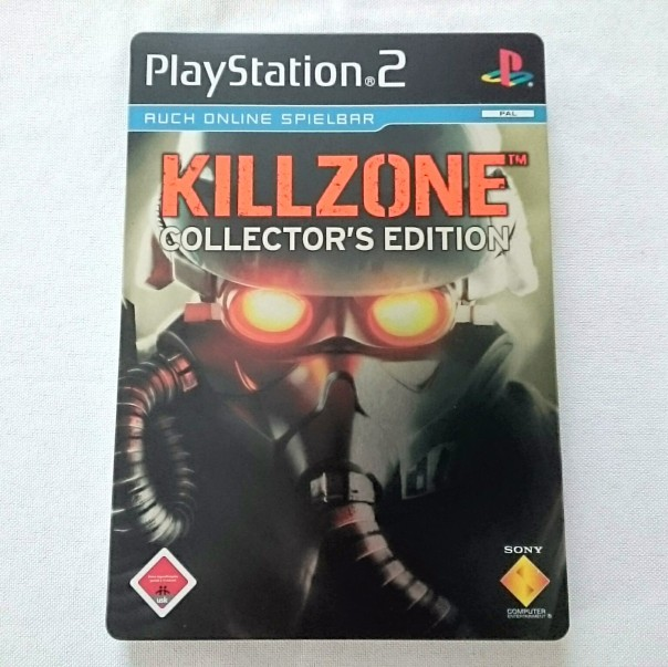 Killzone Collector's Edition PS2 PAL USK